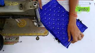 Download How To Make Bautiful Fabric Purse At Home || How To Sew Hand Purse With Old Cloth Video