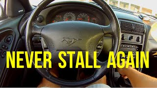 Download HOW TO NOT STALL A MANUAL CAR   BEGINNERS GUIDE   !!!!! HOW TO + TIPS Video