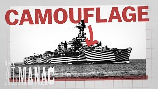 Download Why ships used this camouflage in World War I Video