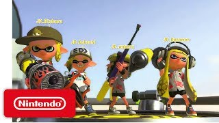 Download 2017 Splatoon 2 World Inkling Invitational - Grand Finals: Japan vs USA - Nintendo E3 2017 Video