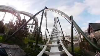 Download 360° Flug der Dämonen Heide Park Resort Video