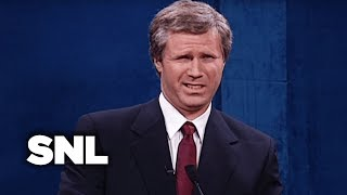 Download First Presidential Debate: Al Gore and George W. Bush - SNL Video