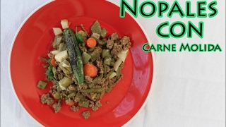 Download Nopales Con Carne Molida (How To) Video