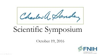 Download Charles A. Sanders, M.D., Scientific Symposium Video