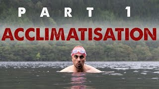 Download 1 Mile in Cold Water || Part 1 - Acclimatisation Video