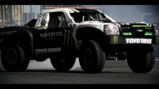 Download the best Drift monster energy Ken Block and Bj Baldwind Video