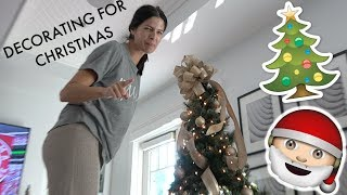 Download Decorating My House For Chrsitmas ... Me and Tyler Fighting. Video