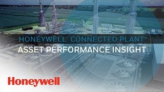 Download Honeywell Connected Plant | Asset Performance Insight Video