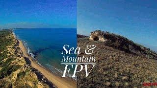 Download Sea & Mountain FPV (Eachine Ev100 fpv vision) Video