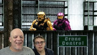 Download REACTION VIDEO | ″Red vs Blue Season 8, Ch 17″ - Lab Rats All Along! Video