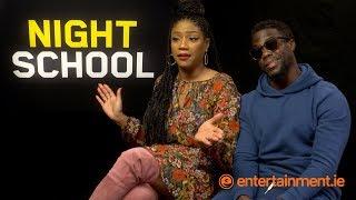 Download Kevin Hart thinks it's finally Tiffany Haddish's moment   Night School Video
