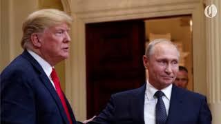 Download Trump says he misspoke, believes Russia did intervene in 2016 election Video