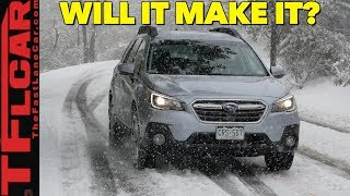 Download We Gave the Subaru AWD System Another Try, Then This Happened... Video
