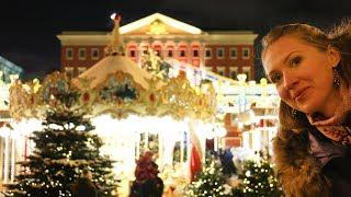 Download Новогодняя Москва. Самые красивые площади и улицы. Путешествие в Рождество Video