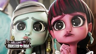 Download Frankie Charms Dracula | Welcome to Monster High | Monster High Video