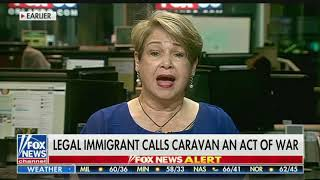 Download Fox & Friends host compares migrant caravan to Khashoggi killing Video