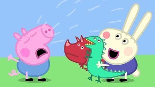 Download Peppa Pig English Episodes - Richard Rabbit Compilation Peppa Pig Official Video