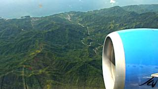 Download Boeing 737 - 20 minute flight - Manzanillo to Santiago de Cuba Video