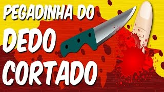 Download Pegadinha do dedo cortado Video