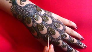Download Stylish Peacock Mehandi | Rakshabandhan Special Mehandi Design Video
