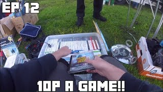 Download LIVE Car Boot Hunt Episode 12. PS1, PS2, Xbox Games Galore Video