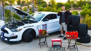 Download How Much Does It Cost To Own A Shelby Mustang GT350R? Video
