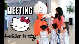 Download What it's Really Like Meeting HELLO KITTY! - October 27, 2017 - ItsJudysLife Vlogs Video