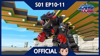 Download DinoCore | Series | Once a friend, always a friend! | Robot Animation | Season 1 EP10~11 Video