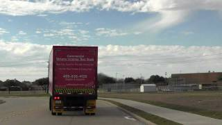 Download Class A CDL Road Test Backing & Parallel Park Garland Texas 469-332-7188 Video