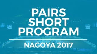 Download Anastasia POLUIANOVA / Dmitry SOPOT RUS- ISU JGP Final- Pairs Short Program- Nagoya 2017 Video