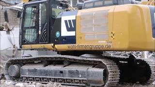 Download Bagger CAT 340 Rückbau Video