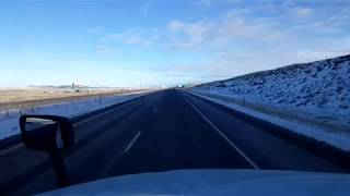Download BigRigTravels LIVE! Rawlins to Laramie, Wyoming Interstate 80 East-Dec. 28, 2018 Video