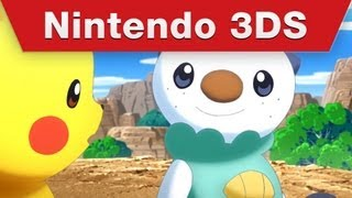 Download Nintendo 3DS - Pokémon Mystery Dungeon: Gates to Infinity Animation Special Part 1 Video