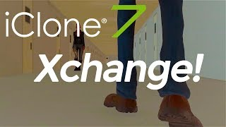 Download iClone 7 Xchange: how to import your own models - FBX, OBJ, BVH 3Ds Video