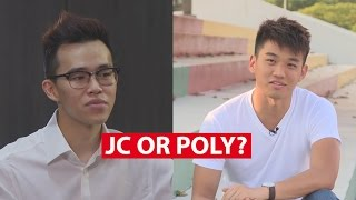 Download JC or Poly? | Talking Point | CNA Insider Video