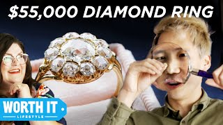 Download $1,065 Engagement Ring Vs. $55,000 Engagement Ring Video