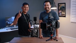 Download Building a $20,000 Canon C200 Cinema Rig W/ Potato Jet! Video