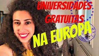 Download Estudar de graça na Europa Video