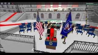 Download President (Roblox United States) Benjamin Crawford Inaugural Address #1 Video