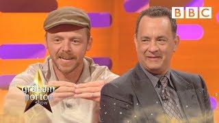 Download Tom Hanks & Simon Pegg test their Star Trek knowledge | The Graham Norton Show - BBC Video