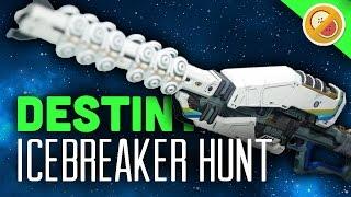 Download Destiny Icebreaker Hunt - The Dream Team (Funny Moments) Video