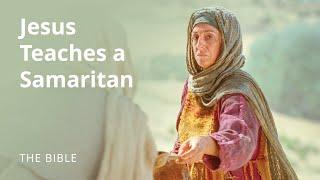 Download Jesus Teaches a Samaritan Woman Video