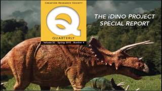 Download Evidence that Dinosaurs Died Thousands (not Millions) of Years Ago Video