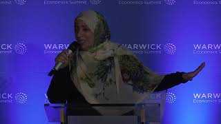 Download Tawakkol Karman's Full Speech At The Warwick Economics Summit | WES 2018 Video