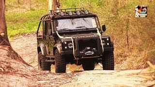 Download Land Rover 007 Spectre Defender (200 hp Power Diesel) Full HD Video