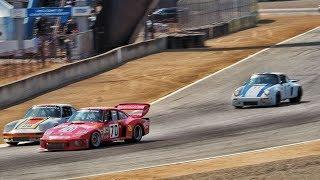 Download Adam Carolla Races Porsche 935 at Monterey Historics (2017) - CarCast with Adam Carolla Video