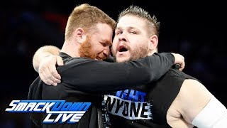 Download Sami Zayn explains why he helped Kevin Owens at WWE Hell in a Cell: SmackDown LIVE, Oct. 10, 2017 Video