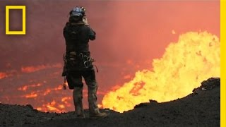 Download Drones Sacrificed for Spectacular Volcano Video | National Geographic Video