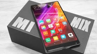 Download ″Bezel-less″ Xiaomi Mi Mix - Unboxing & Hands On! Video