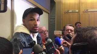 Download Andre Roberson On His Confrontation With Kevin Durant. HoopJab NBA Video